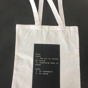100 per. Cotton Canvas Tote Bag Tote Definition